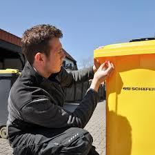 Hệ thống quản lý rác thải thông minh IMELO (Đức)