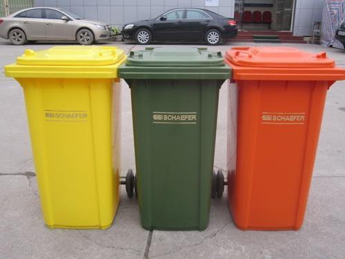 Thùng rác nhựa SCHAEFER