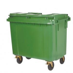 Thùng rác nhựa OTTO