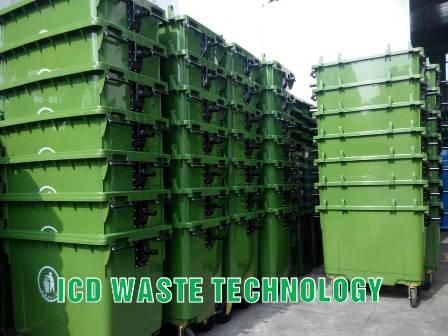 Dự án Vinhomes Ocean Park: Cung cấp thùng đựng rác sinh hoạt toàn khu đô thị