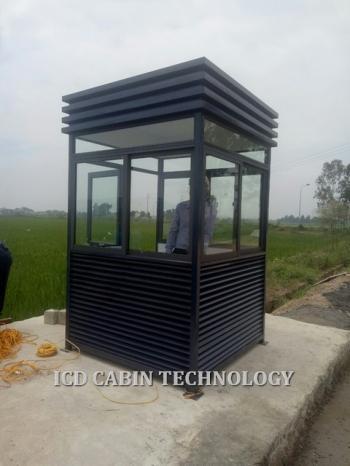 Chốt bảo vệ bằng thép mái xếp tầng GT-1515.PR