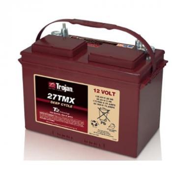 Acquy máy chà sàn 12V-105Ah (Trojan 27TMX)
