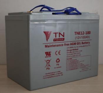 Acquy máy chà sàn Tianneng TNE12-100 (12V-100Ah)