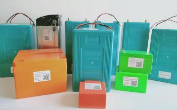 Pin Lithium 48V-32.5Ah cho xe điện 3 bánh chở rác, xe điện chở hàng nhà xưởng