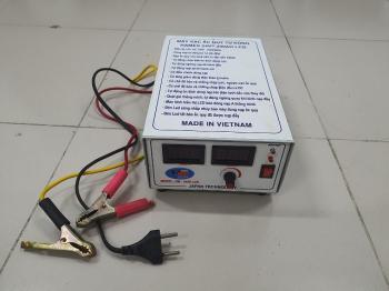 Sạc HERMES 24V cho bình ac-quy xe điện, máy chà sàn