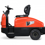 Xe kéo hàng chạy điện QDD30TS tải trọng 3 tân