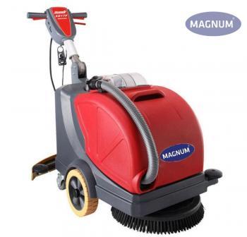 Máy chà sàn liên hợp  đẩy tay mini Magnum V3